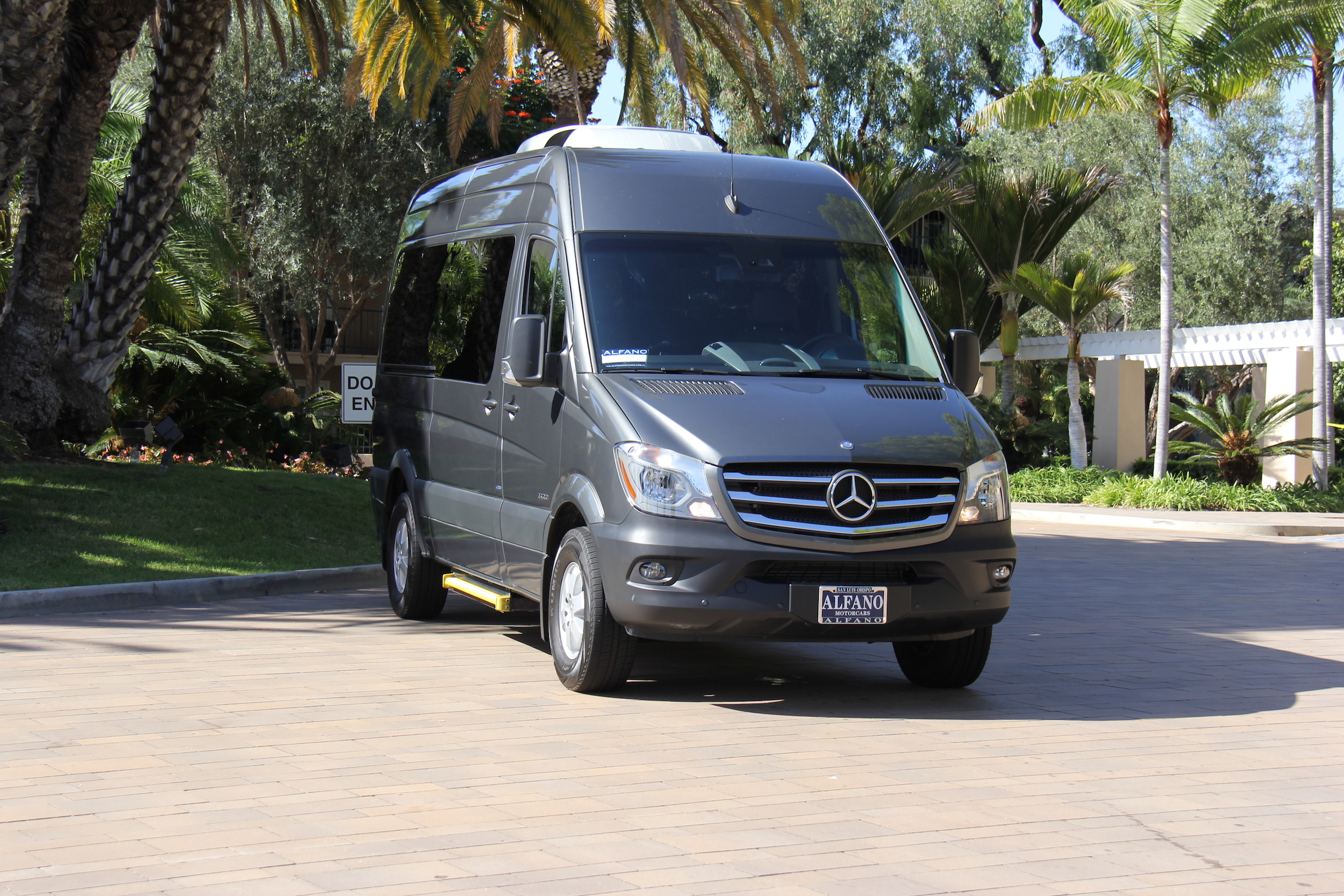 Mercedes Sprinter Orange County Van Rental