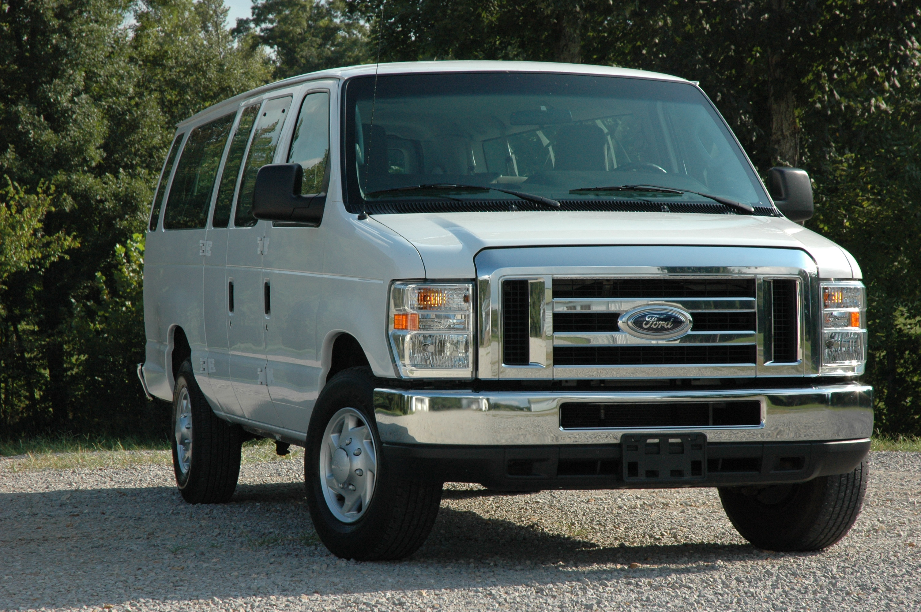 Van Fleet Orange County Van Rental