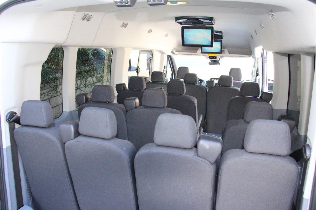 Ford Transit 15 Passenger >> 15 Passenger Ford Transit High Roof - Orange County Van Rental