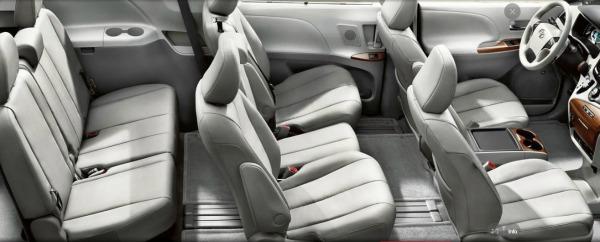 8 Passenger Van  Orange County Van Rental